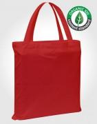Bio Baumwolltasche kurze Henkel farbig 3842KO GOTS zertifiziert